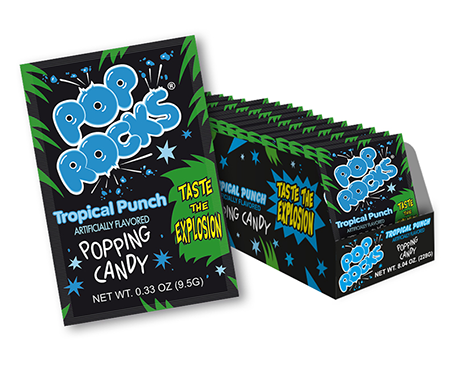 Pop Rocks Tropical