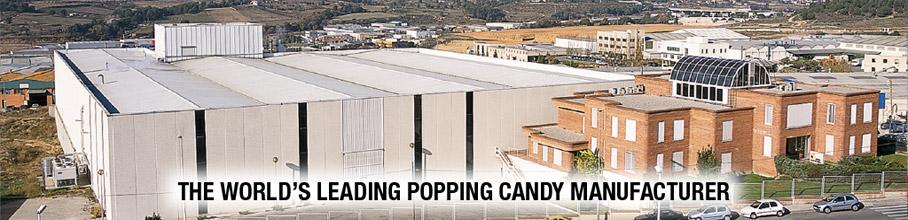 Pop Rocks Factory