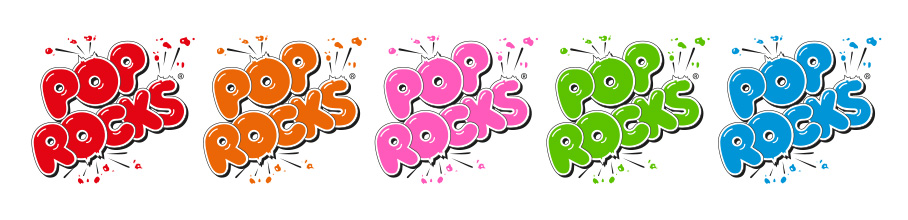Pop Rocks Product Range