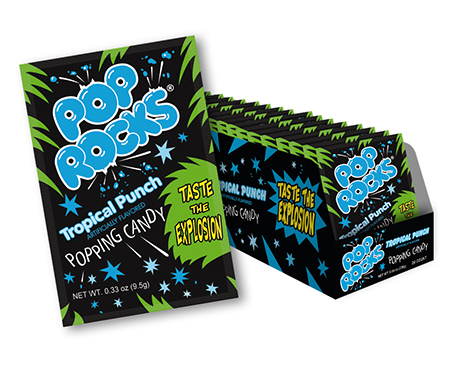 Pop Rocks Tropical Flavor