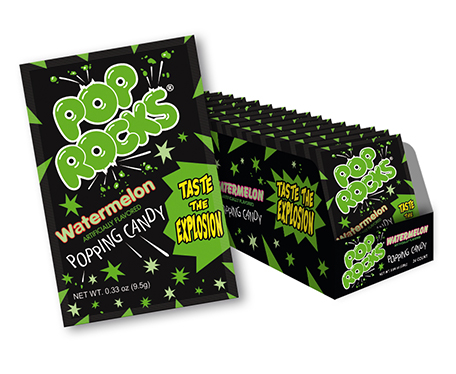 Pop Rocks Watermelon Flavor