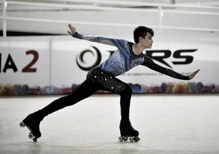 Pop Rocks and Peta Zetas sponsor Olot Artistic Roller Skating Club