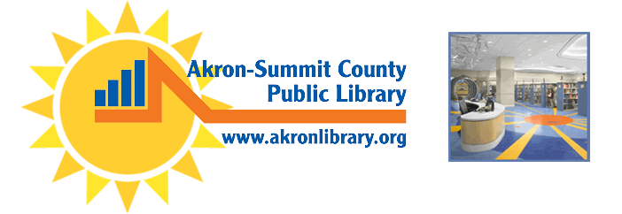 Akron-Summit County Public Library supported by Pop Rocks