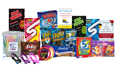 Pop Rocks and other treats will be given away in awesome sweepstakes and contests run by radio station across nation.