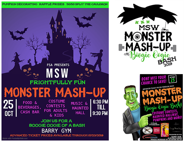 Pop Rocks cooperates with MSW Monster mash-up